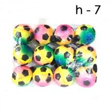 Мяч мягкий с веревкой 12*20 руб.