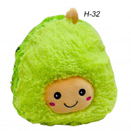 Мягкая игрушка Авокадо большая