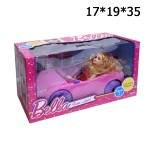 Кукла Bella набор с машиной