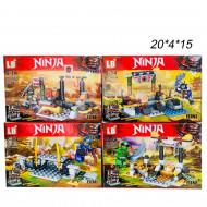 Конструктор ( Ninja) построй домик