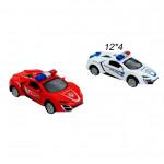 Машинки модельки ( Kinsmart) Полицейская