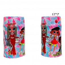 Куклы сюрприз в капсуле Модные подружки 38 серия