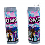 Куклы в банке пепси (OMG winter disco) средние