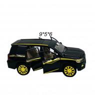 Модель Тойота Ленд Крузер(Toyota Land Cruiser) с открывающимися дверями.