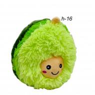 Мягкая игрушка Авокадо маленькая