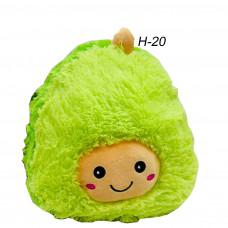 Мягкая игрушка Авокадо средняя