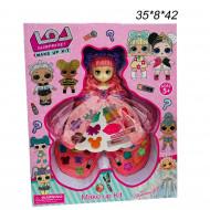 Набор детской косметики ( Куклы сюрприз Принцесса ) в ассортименте