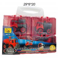 Набор (Fire control Truck) машинки разборные строительные