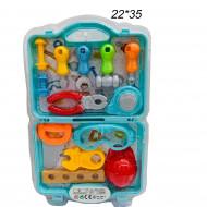 Набор инструментов (Tools set ) на блистере