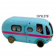 Автобус (Touring Car) куклы сюрприз