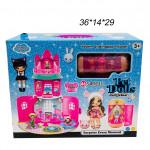 Замок (Pet Dolls) с капсулой куклы сюрприз