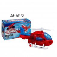 Вертолет (Ultimate Spider-Man) музыкальный светящийся
