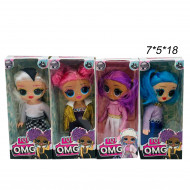 Куклы сюрприз ( IQI OMG)