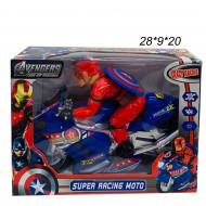 Мотоцикл (Super Racing Moto) супер герой