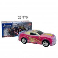 Машина (Avengers sports car)  светящийся музыкальная