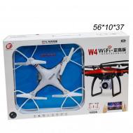 Квадрокоптер (W4 Wifi) с камерой в ассортименте