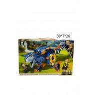 Конструктор лего Робот Динозавр Юрский период 274 дет.