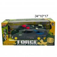 Военная машина (Force) с ракетами на радиоуправлении
