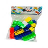 Набор конструктора (Diy Blocks)