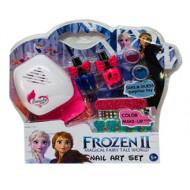 Косметика ( Frozen ) с лампой для ногтей
