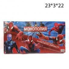 Игра Монополия Человек-Паук
