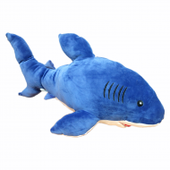 Мягкая игрушка акула большая