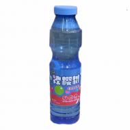 Жидкость для мыльных пузырей маленькая бутылка