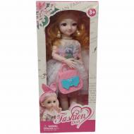 Кукла ( Fashion Doll) в коробке с сумочкой