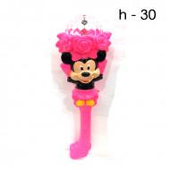 Микрофон лазер шоу Микки-Маус, светящаяся, музыкальная