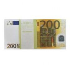 Купюры Прикол 200 евро