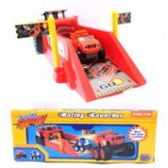 Вспыш Launcher трасса гоночная