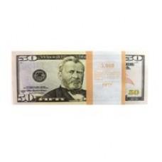 Купюры Прикол 50 долларов