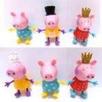Фигурки Свинка Пеппа в аассортименте на листе 20шт. по 36руб.*