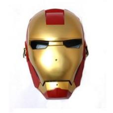 Маска Железный человек (красный)
