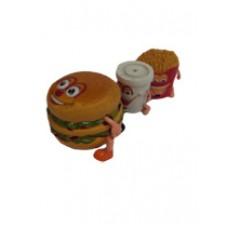 Гамбургер музыкальный светящийся