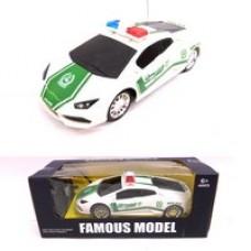Машина Famous на радиоуправлении