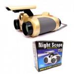 Бинокль с фонариком (ночное видение)