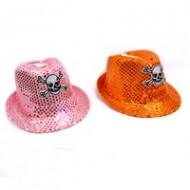 Шляпы со звездами с Черепом