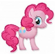Шар (40/102 см) Фигура, Милая пони Пинки Пай, 1 шт.