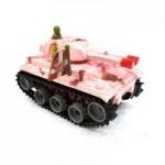 Танк перевертыш Tank Wars