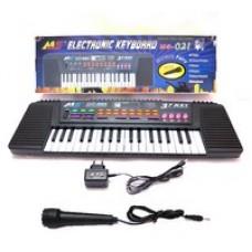 Синтезатор музыкальный +микрофон*