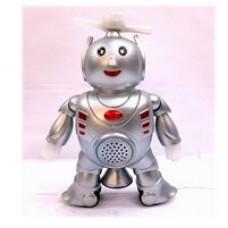 Робот серый