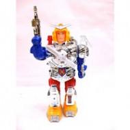 Робот с вертушкой