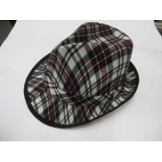 Шляпа Клетчатая