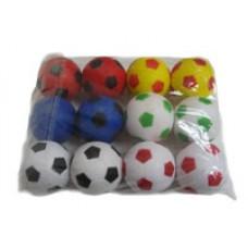 Мяч мягкий футбольный (средний)